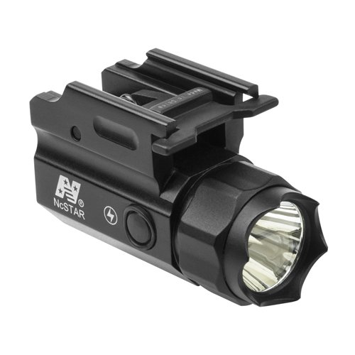 Nc Star ACQPTF Pistol and Rifle 1W Led QR Compact Flashlight