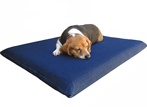 Dogbed4less XL Memory Foam Dog Bed