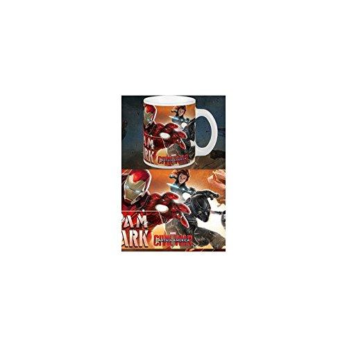 Mug Captain America : Civil War - Team Stark - Marvel