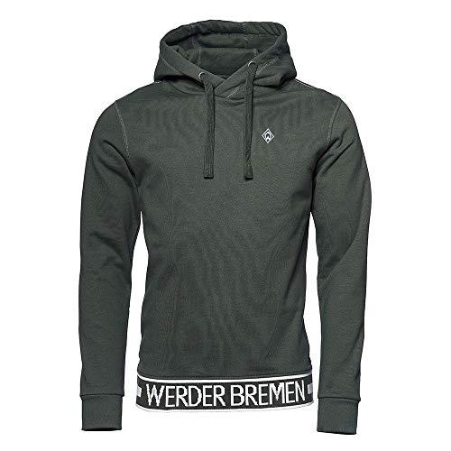 Werder Bremen SV GOTS Hoodie Raute Gr. XL