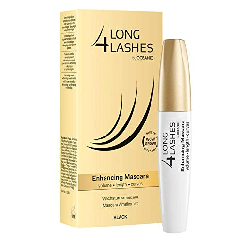 Long4Lashes Mascara Ricrescita Intensiva, Nero, 10 ml