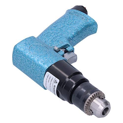 Herramienta de perforación neumática de ajuste de torsión de carcasa de aleación de aluminio Taladro neumático 1800rpm, para perforar placas de hierro