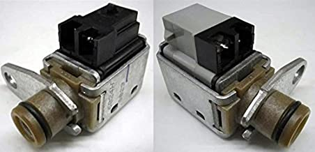 GM 4L80E Transmission 1-2, 3-4 (A) and 2-3 (B) Shift Solenoids 91-up - 2 piece