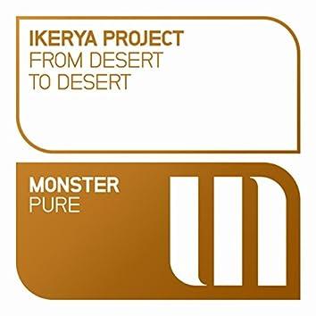 From Desert To Desert