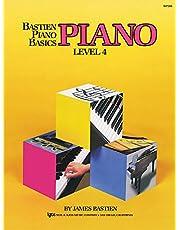 Bastien Piano Basics: Piano Level 4