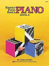 WP204 - Bastien Piano Basics - Piano Level 4