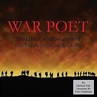 War Poet audiobook cover art