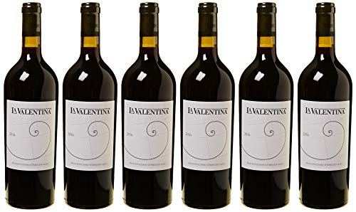 La Valentina Montepulciano d Abruzzo 2017-6 bottliglie da 750 ml