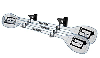 Rack-It-Up Paddle Wall Rack (3) Paddles
