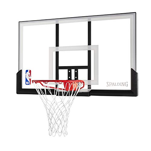 Spalding NBA Acrylic Backboard/Rim Combo 52-Inch
