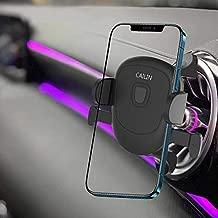 Car Phone Mount for Applicable MercedeBenz Mobile Phone Holder A/B/C/E/S, Q2,Ford Mustang Tiguan Phone Holder, Jeep-Wrangler/Jeep-Grand Cherokee Str8, Suzuki Swift, Suzuki Vitara (Black1)
