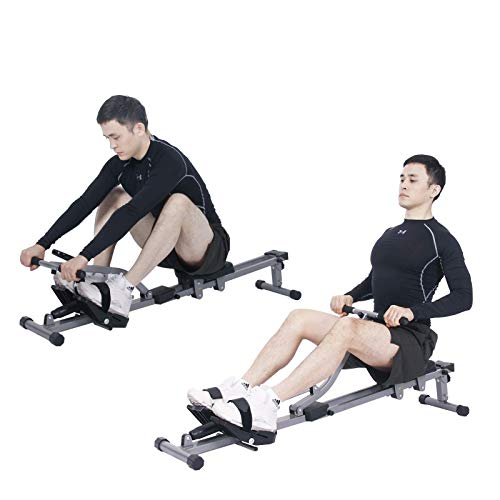 soges Rowing Machine Indoor Rower...