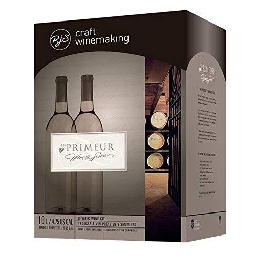 RJ Spagnols Super Tuscan with Skins En Primeur 6 Gallon Wine Kit