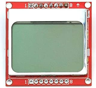 Arduino LCD MOdule Board 5110 84x84 With Backlight