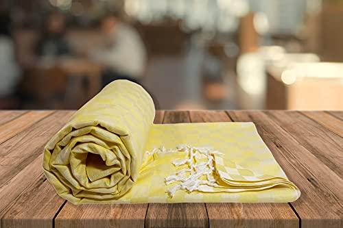 Riyashree Organic Cotton Silky Soft Lightweight Bhagalpuri Dull chadar Blanket Throw Fleece Duvet & Comforter ( 52 * 100…