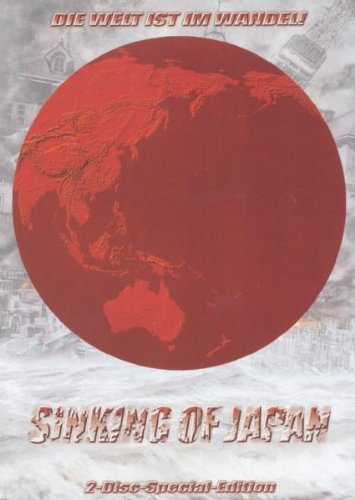 Sinking of Japan (Special Edition, 2 DVDs)