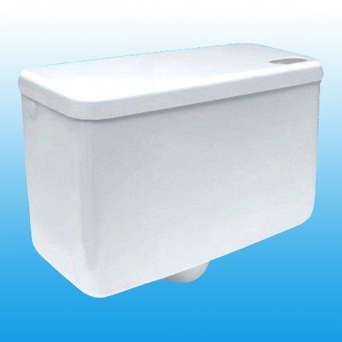 WC Spülkasten JOMO Jomorit Spartaste Spül-Stopp, 6-9 Liter, weiß 160001