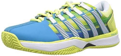 K-Swiss K-Swiss Sneaker Ks Hypercourt Hb blau/gelb EU 37