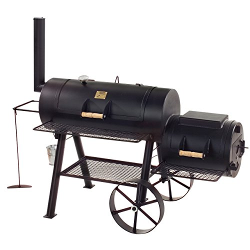 "Joe's Barbeque Smoker 16"" Texas Classic Lokomotive"
