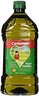 Carbonell Olive Oil Extra Virgin (Spain). 67.63 fl oz 2 L