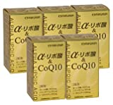 マルマン αリポ酸&CoQ10(90粒入)