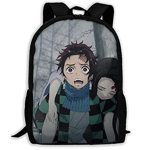 XCNGG Herrenrucksack Mehrzweck-Laptop-Rucksack Stilvoller japanischer Anime My Super Hero Academia Bookbag für Sport im Freien Laufen Reisen Langlebiger Rucksack