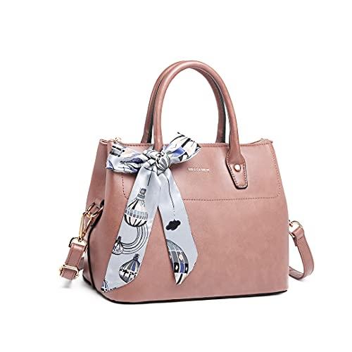 Miss Lulu Women Handbag Wide Ope...