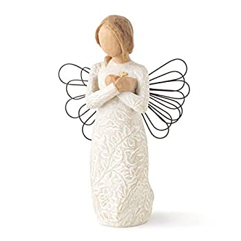 Willow Tree Remembrance Angel Sculpted Hand-Painted Figure