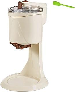 BJH Machine à crème glacée à la Maison, Machine à crème glacée Molle, Machine à crème glacée pour Enfants Adultes Fait de ...