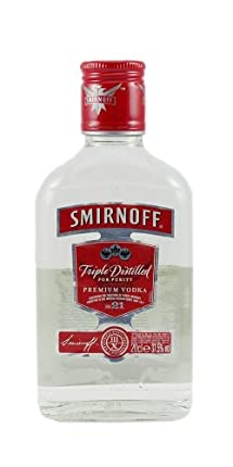 Smirnoff Red Vodka - 200 ml