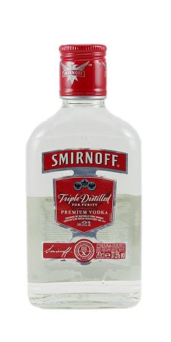 Smirnoff Red S Vodka - 200 ml