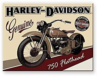 Magnet Harley Davidson 750 Flathead