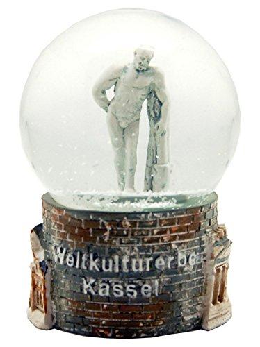 Souvenir Schneekugel Kassel Weltkulturerbe - 30013