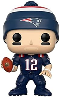 FUNKO POP! Sports: NFL W4 -Tom Brady (Patriots Color Rush)