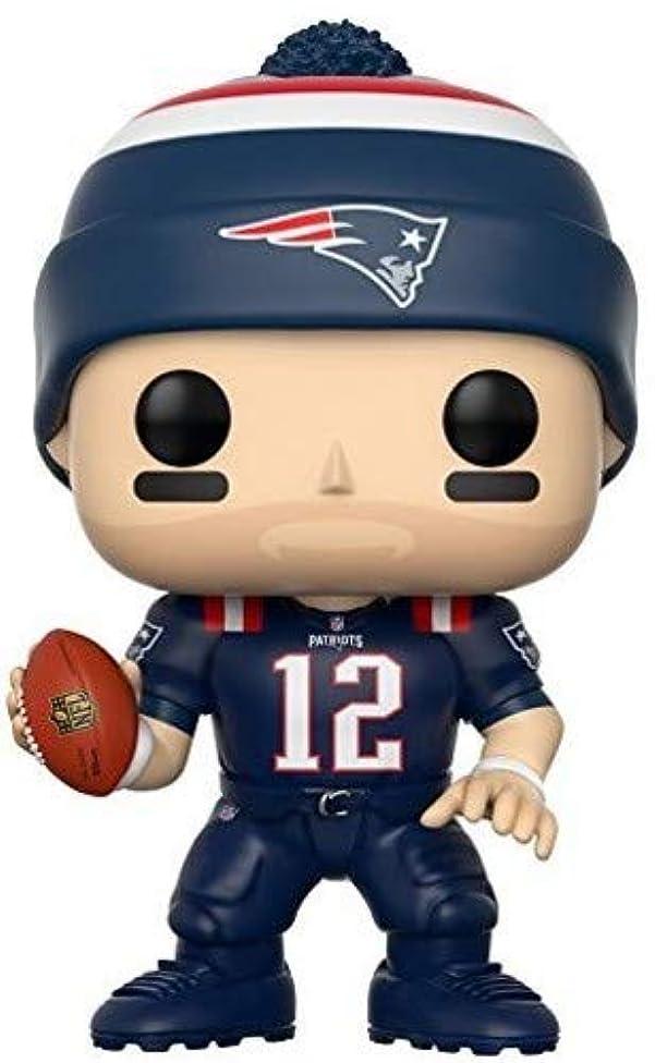 Funko POP NFL: Tom Brady (Patriots Color Rush) Collectible Figure
