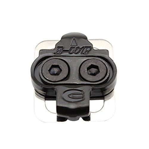 Exustar E-c01 F SPD Crampons – Noir/Argent