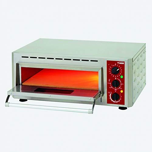 FOUR ELECTRIQUE 1 pizza Ø 430 mm., CHAMBRE 3 KW