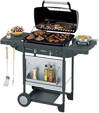 Foto di Campingaz Texas Revolution Grill Barbecue a Gas, Nero