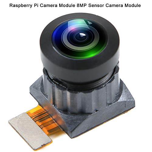 MakerFocus Raspberry Pi Camera Module 8MP Sensor Camera Module Wide Angle 160 Degree FoV Compatible with Raspberry Pi Camera Board V2 Supporting Video Record and Still Picture Resolution