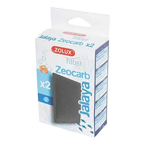Zolux Cartuccia per Filtro al Carbone Zerocarb Jalaya 2pezzi