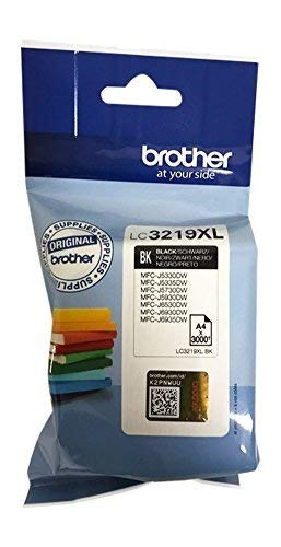Original Druckerpatronen für Brother MFC-J5330DW, MFC-J5335DW, MFC-J5730DW, MFC-J5930DW, MFC-J6530DW, MFC-J6930DW, MFC-J6935DW inkl. Kugelschreiber (black XL)