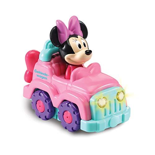 Vtech 80-521704 TUT Baby Flitzer-Minnies Geländewagen Babyspielzeug