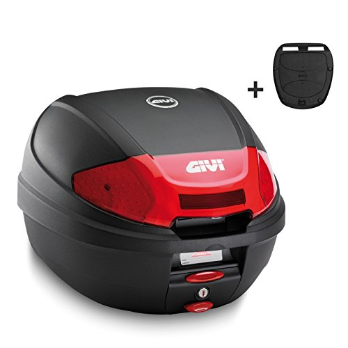 Top Case para BMW R1200RT Givi Monolock E300N2 negro