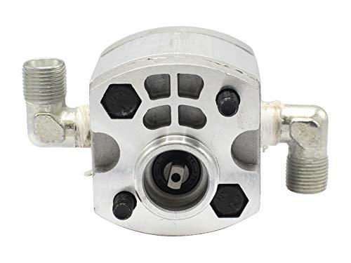 SECURA Hydraulikpumpe kompatibel mit CMI C-HSP-8/3000 (230V) Holzspalter