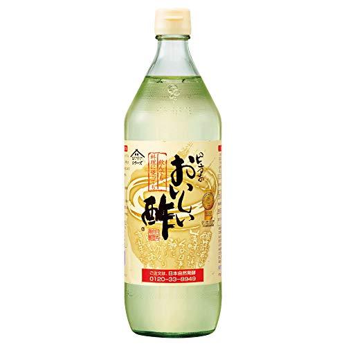 日本自然発酵 おいしい酢 900ml