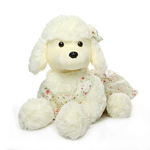 GSDJAL Plüschtier VIP Dog Plüschtier,Kuscheltier für Kinder,Stofftiergeschenk Hautfreundliches Spielzeug für Kinder,Mädchen,Jungen,Erwachsene,Weihnachten,Party,Urlaub 40cm