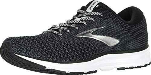 Brooks Revel 2 Black/Grey/Grey 6.5 B (M)