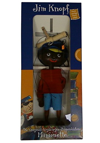 Jim Knopf Marionette