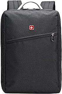 Swissgear Waterproof Simple Travel Backpack 35 Liter Swiss Gear Bag - Black , 2725617621407
