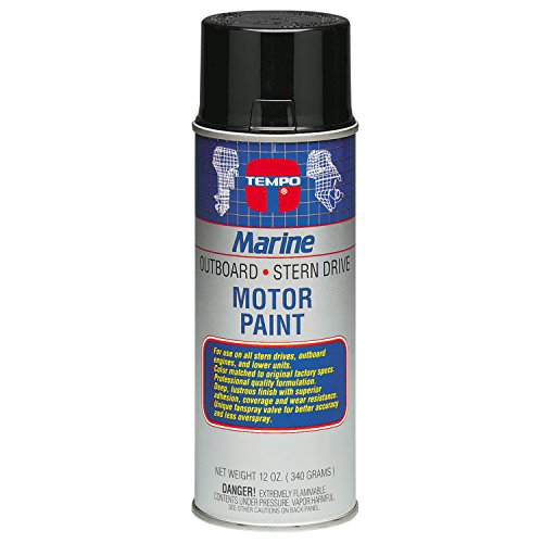 Price comparison product image Moeller 025814 Engine Paint - Yamaha Blue Gray,  12 oz. ,  Package may vary